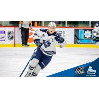 Alexis Lafreniere of the Rimouski Oceanic